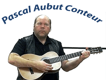 Pascal Aubut, conteur (Gatineau-Hull)